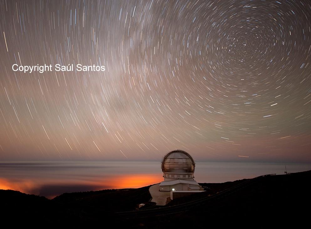Turismo de EstrellasEl Observatorio de El Roque de los Muchachos ofrece uno de los puntos de observación astronómica más privilegiados del mundo.