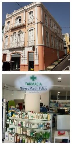 Farmacia Lcda. Nieves Martín Pulido  (Tazacorte)